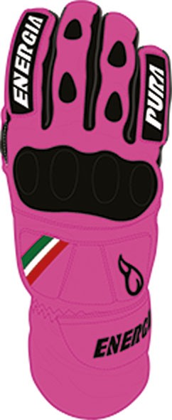 ENERGIAPURA Glove GS pink