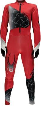 SPYDER Boy´s Performance Suit red/black