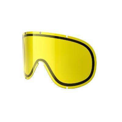 POC Retina BIG DL yellow +