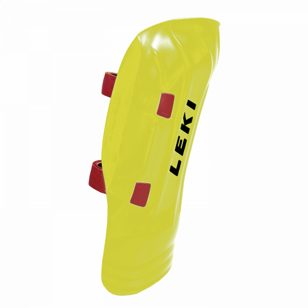 LEKI Shin Guard Junior yellow