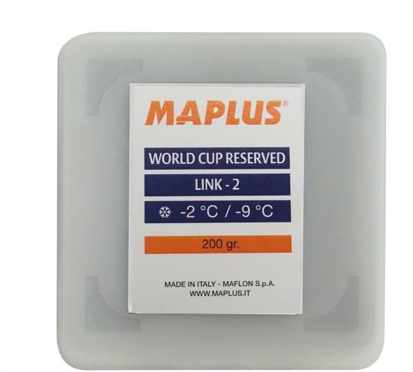 MAPLUS WC Link SET (3 Blöcke) 600g