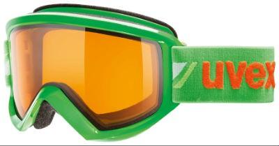 Uvex fire race grün