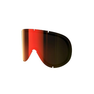POC Retina DL persimmon/red mirror