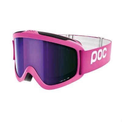 POC Iris X Ethylene Pink