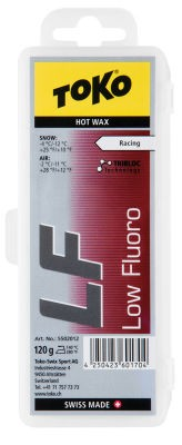TOKO Low Flour red