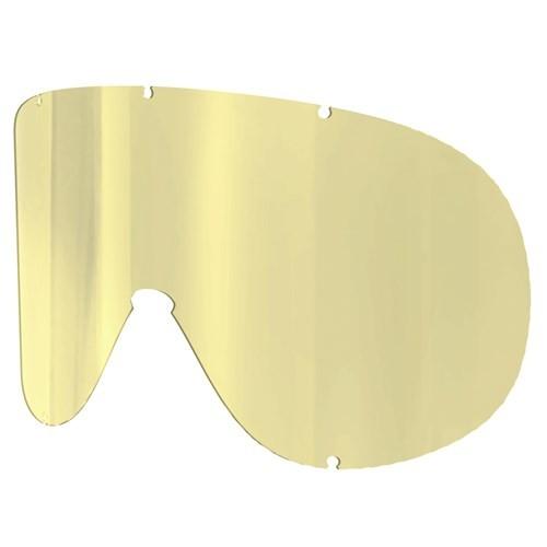 POC Retina Comp DL smokey yellow
