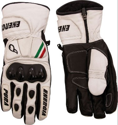ENERGIAPURA Glove GS white