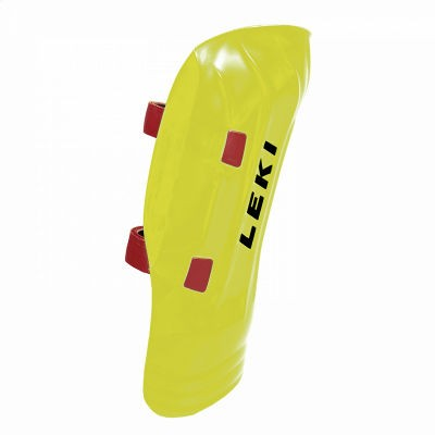 LEKI Shin Guard WC Pro yellow