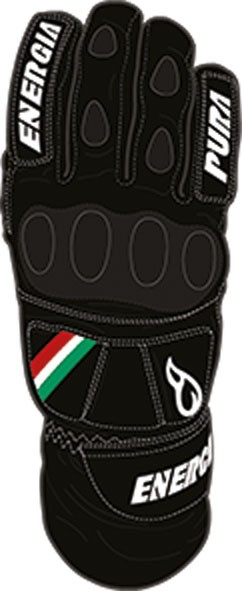 ENERGIAPURA Glove GS black