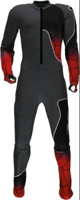 SPYDER Men´s Performance Suit grey/red Gr. S
