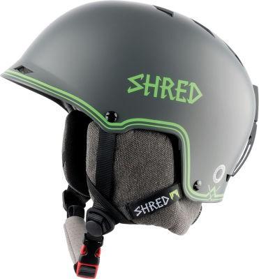 SHRED Halfbrain D-Lux Bigshow grey- green
