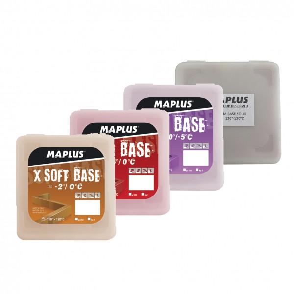 MAPLUS BASE 1kg SET (4 Blöcke á 250g)