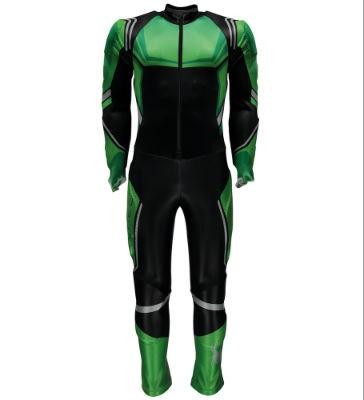 SPYDER Boy´s Performance Suit black/green