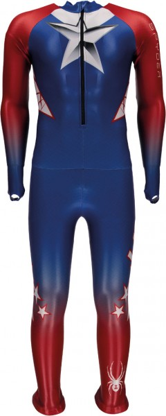 SPYDER Men´s Performance Suit Captain America Gr. M