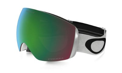 OAKLEY Flight Deck XM white / Jade Iridium