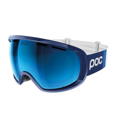 POC Fovea Clarity Comp Lead Blue