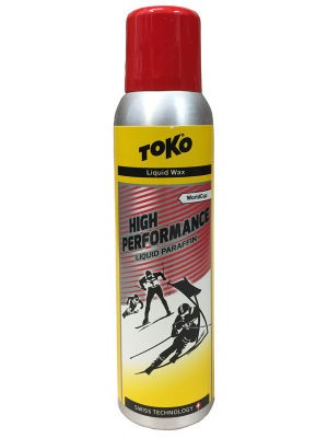 TOKO Performance Liquid Paraffin red