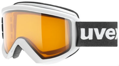 UVEX Fire Race white