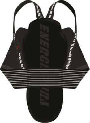 ENERGIAPURA Back Protector black