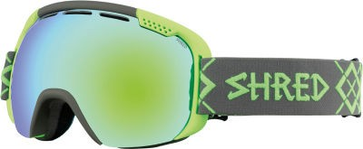 SHRED Smartefy Bigshow Grey/Green