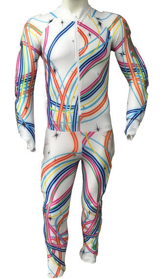 Spyder Speed Suit