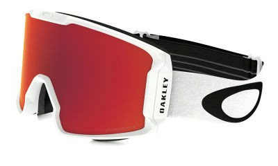 OAKLEY LineMiner white Torch Iridium