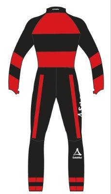 SCHÖFFEL Race Suit A RT black