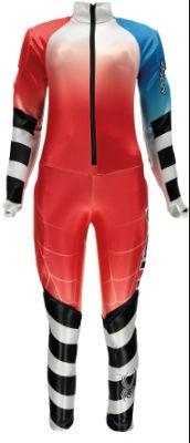 SPYDER Girl´s Performance Suit JM1 red
