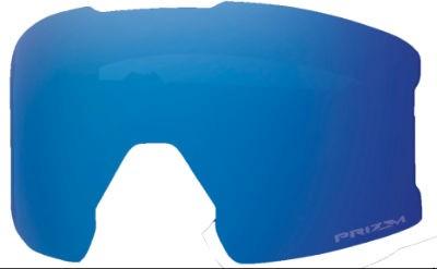 OAKLEY Line Miner Repl. Lens Sapphire Iridium