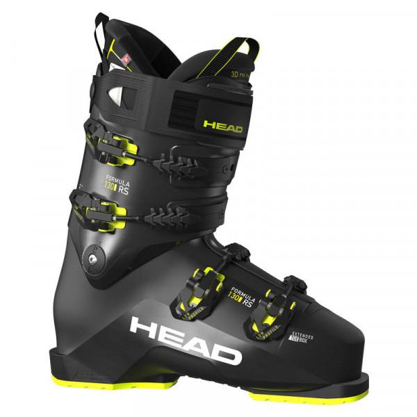 HEAD Formula RS 130 black/yellow