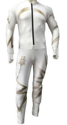SPYDER Women´s Performance Suit LV white/gold