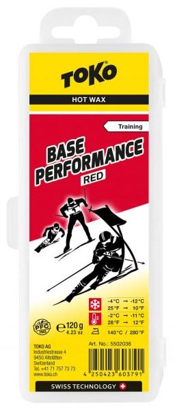 TOKO Base Performance red 120g