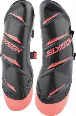 SLYTECH Shinguards Shield Carbon XTD