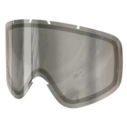 POC BUG Iris DL clear/silver mirror