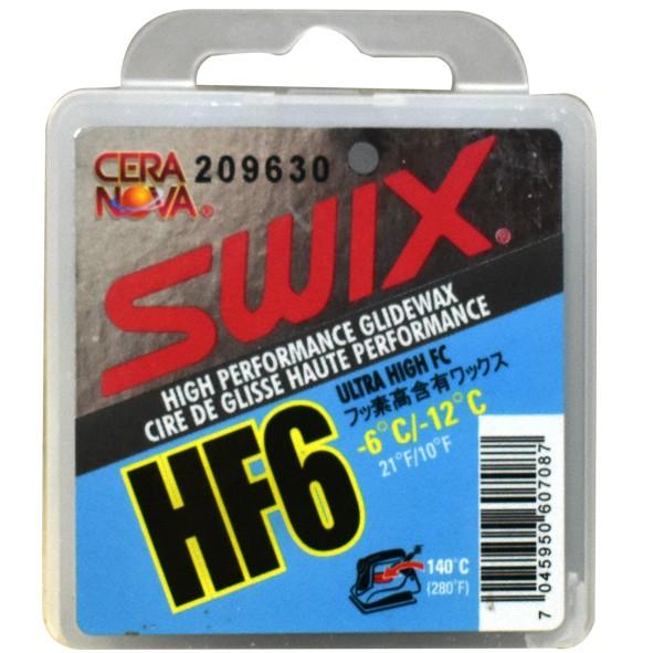 SWIX Cera Nova HF 6*