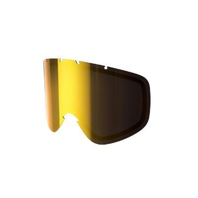 POC Iris X DL pink/gold mirror, Größe: S